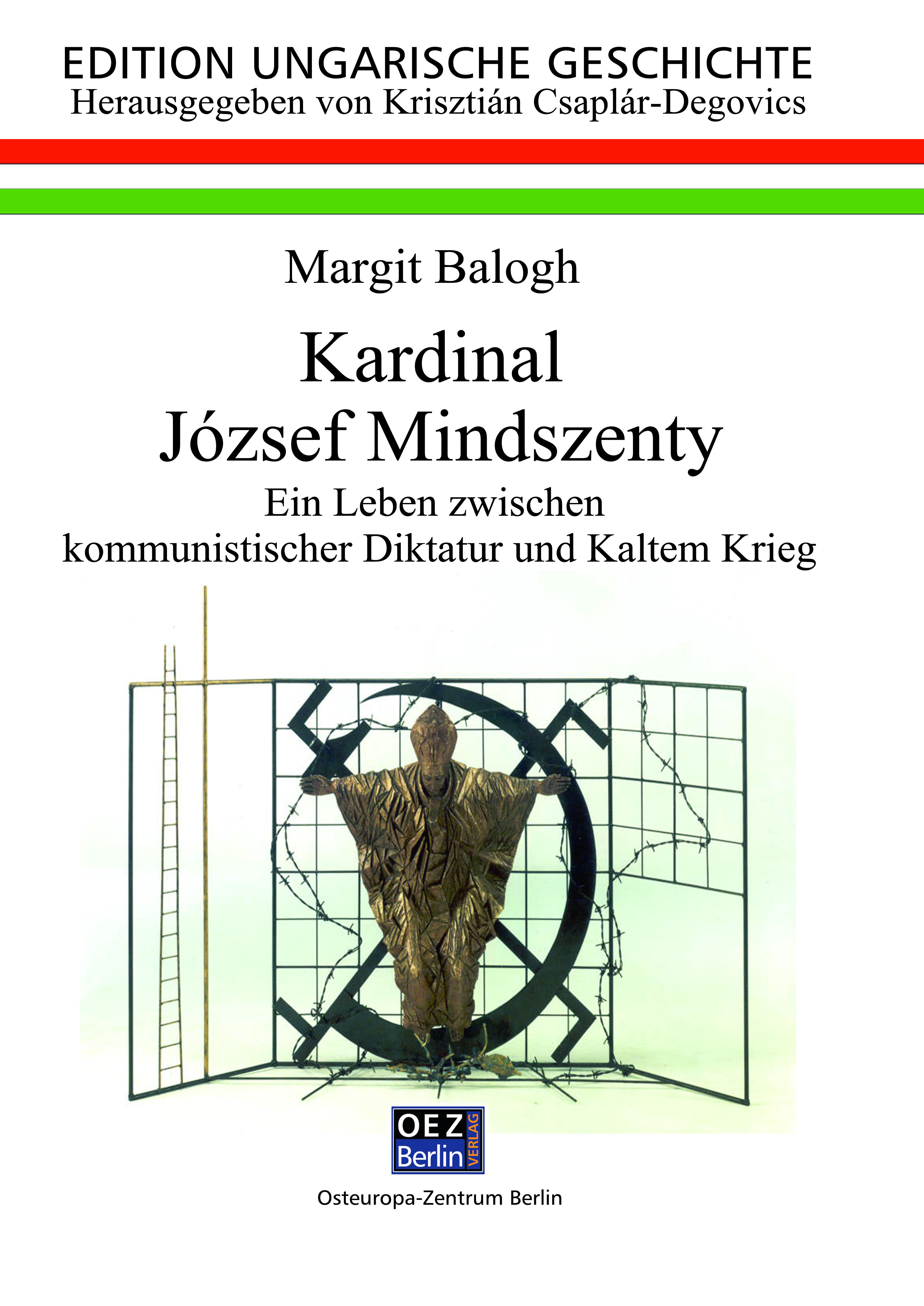 Kardinal Jozsef Mindszenty Margit Balogh