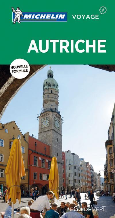 Michelin Le Guide Vert Autriche