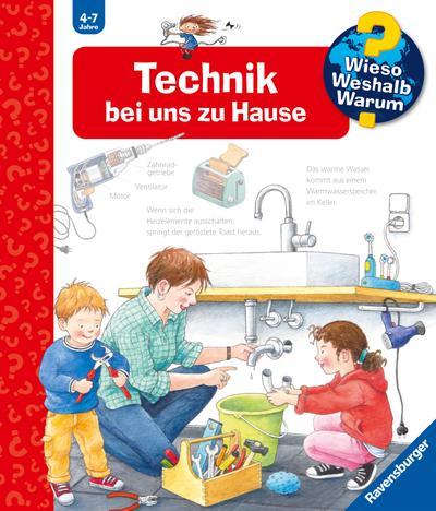 Technik bei uns zu Hause (Wieso? Weshalb? Warum?, Band 24)