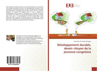 Développement durable, devoir citoyen de la jeunesse congolaise