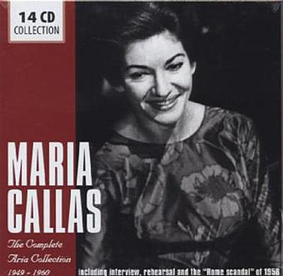 Maria Callas-The Complete Aria