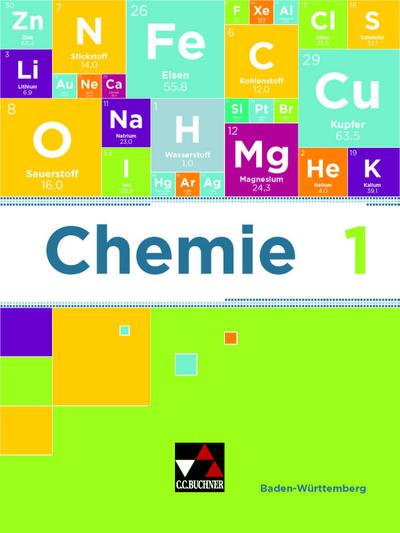 Chemie neu 1 Lehrbuch Baden-Württemberg