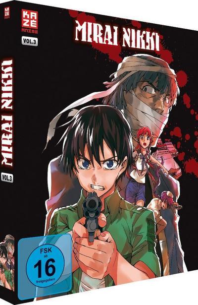 Mirai Nikki - Blu-ray 3