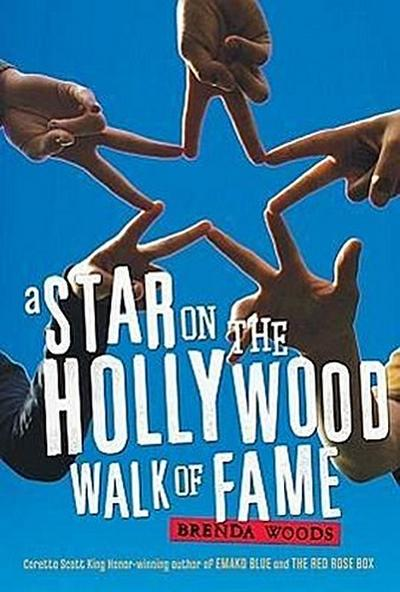 A Star on the Hollywood Walk of Fame