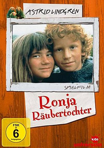 Ronja, Räubertochter, 1 DVD
