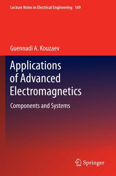 Applications of Advanced Electromagnetics