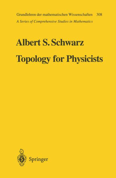 Topology for Physicists