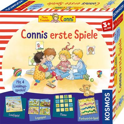 Connis erste Spiele (Kinderspiel)