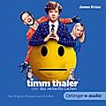 Timm Thaler. Das Originalhörspiel zum Kinofilm (CD); Filmhörspiel, ca. 83 min.; Deutsch; Bitte diese Informationen aufbewahren. Achtung! Nicht für Kinder unter 36 Monaten geeignet. Kleinteile. Verschluckungs- und Erstickungsgefahr.