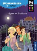 Die drei !!!, Bücherhelden 2. Klasse, Spuk im Schloss