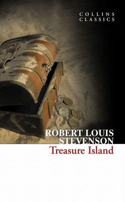Treasure Island. Die Schatzinsel, englische Ausgabe - Louis Stevenson Robert