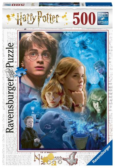 Harry Potter in Hogwarts - Puzzle