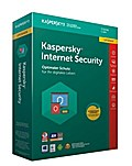 Kaspersky Internet Security 3 Geräte Upgrade (Code in a Box). Für Windows Vista/7/8/8.1/10/MAC/Android/iOs