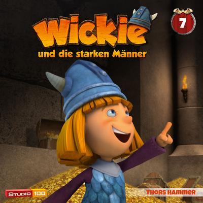 Wickie (CGI) 07: Thors Hammer, Unter der Erde u.a.
