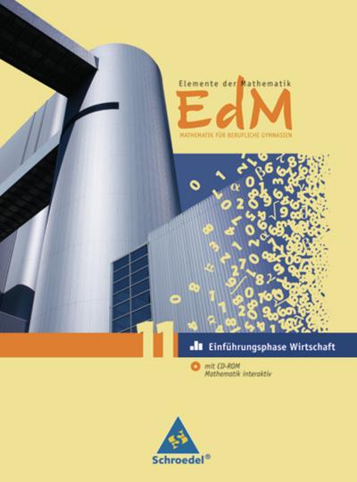 Elemente der Mathematik 11. Eingangsband. Niedersachsen
