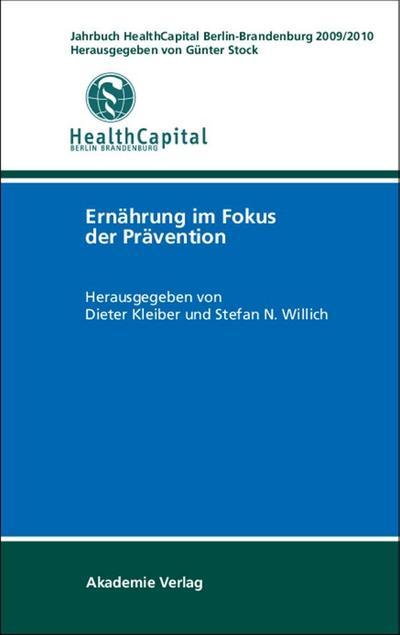 Jahrbuch HealthCapital Berlin-Brandenburg 2009/2010
