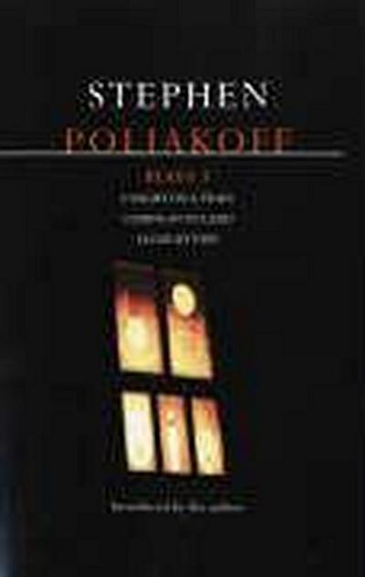 Poliakoff Plays: 3: Caught on a Train; Coming in to Land; Close My Eyes