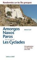 Amorgos, Naxos, Paros, L'est et le Nord des C ...