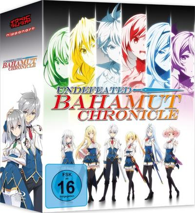 Undefeated Bahamut Chronicles - Vol. 1 Limited Edition
