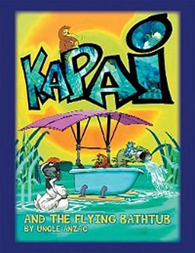 Kapai and the Flying Bathtub