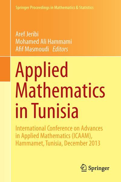 Applied Mathematics in Tunisia