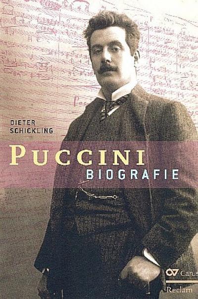 Giacomo Puccini. Biographie