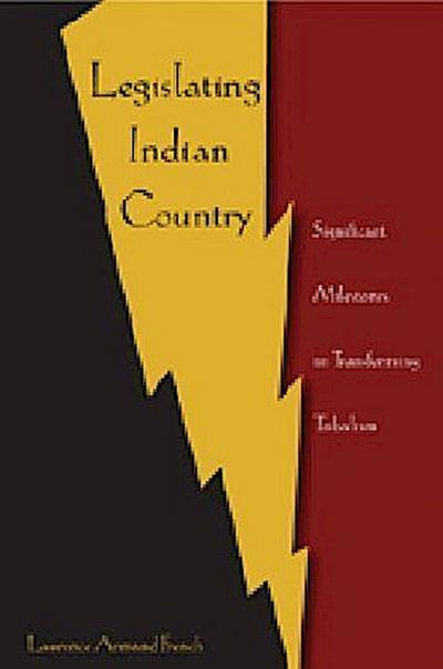 Legislating Indian Country