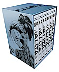 Battle Angel Alita - Last Order - Perfect Edition 1-6 im Schuber mit Extra