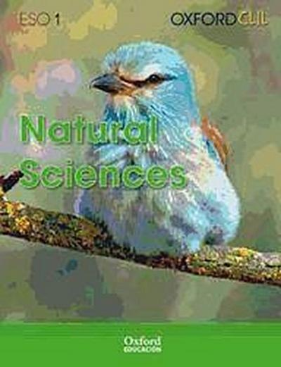 Oxford CLIL Natural Sciences 1st ESO. Pack Student's Book + CD