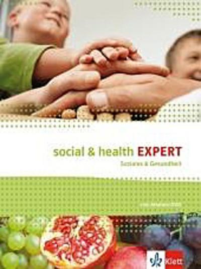 Social & Health Expert. Schülerbuch mit Audio-/Video-/Daten-DVD