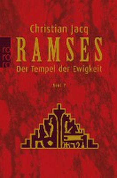 Jacq, Christian : Jacq, Christian: Ramses. - Reinbek bei Hamburg : Rowohlt-Taschenbuch-Verl.