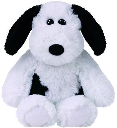 Muggy, Hund schwarz/weiß 20cm