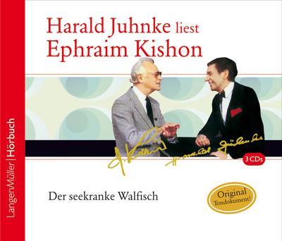 Der seekranke Walfisch, 3 Audio-CDs