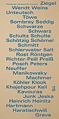 Ziegel 15: Hamburger Jahrbuch für Literatur 2017