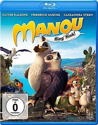 Manou - flieg flink!