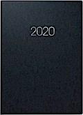 Brunnen Buchkalender 2019, Einband Balacron schwarz A5