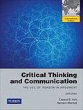 Critical Thinking and Communication: The Use of Reason in Argument by Inch, E...