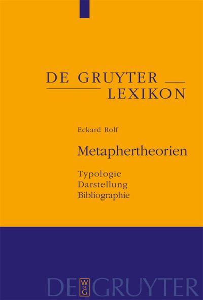 Metaphertheorien