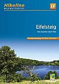 Hikeline Wanderführer Fernwanderweg Eifelstei ...
