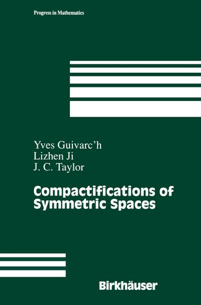Compactifications of Symmetric Spaces