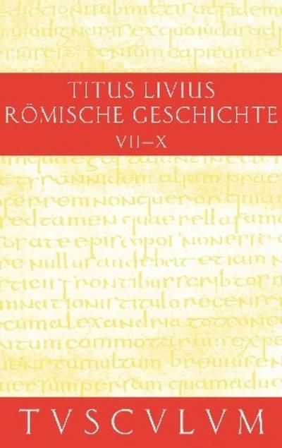 Römische Geschichte III/ Ab urbe condita III