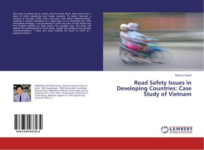 Road Safety Issues in Developing Countries: Case Study of Vietnam