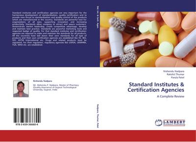 Standard Institutes & Certification Agencies