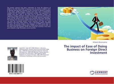 The impact of Ease of Doing Business on Foreign Direct Investment