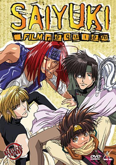 Saiyuki Requiem - Kinofilm