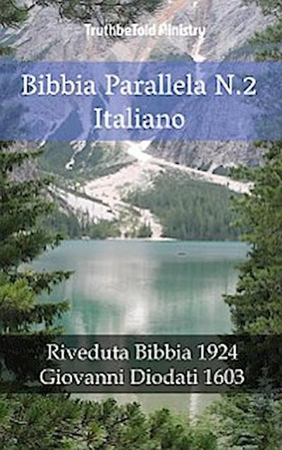 Bibbia Parallela N.2 Italiano