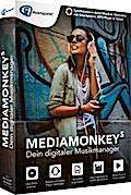 Media Monkey 5. Für Windows Vista/7/8/10