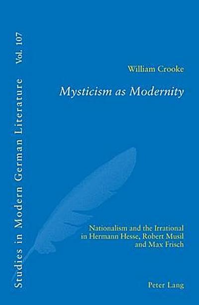 Mysticism as Modernity