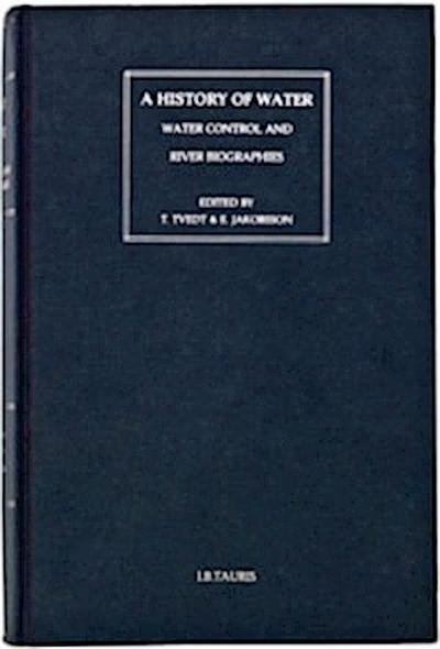 History of Water, Series III, Volume 2: Sovereignty and International Water Law