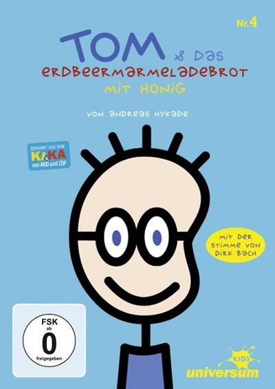 Tom und das Erdbeermarmeladenbrot mit Honig - DVD 4 - Folge 40 - 52